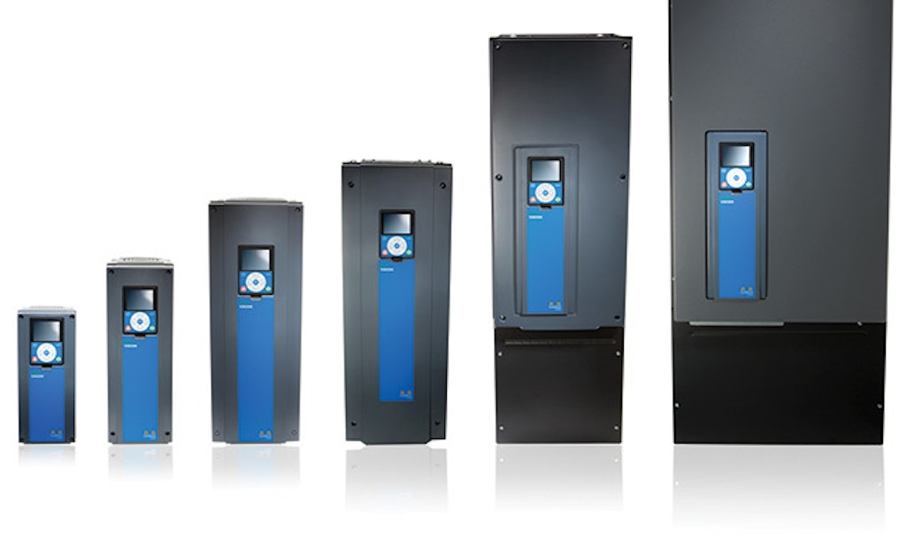 New Pump and Fan Drive  Boosts Efficiency and Redundancy