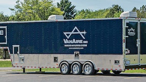 Aeration Equipment - VanAire MicroAire Mobile Dissolved Air Flotation System