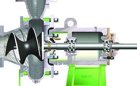 Grinders/Shredders - Screw centrifugal pump