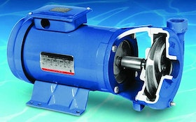 Effluent Pumps - Vertiflo Pump Company Series 1300