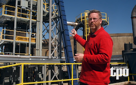 Get an Up-Close Look at a City's Gasification Process