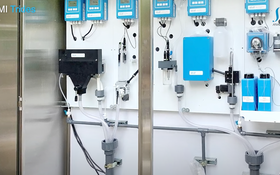 Reagent-Free Disinfectant Monitoring with Swan AMI Trides