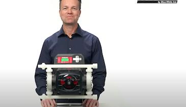A Metering Pump Built for High Pressures