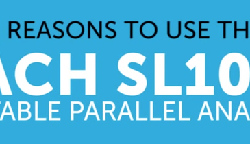 3 Reasons to Use the SL1000 Portable Parallel Analyzer