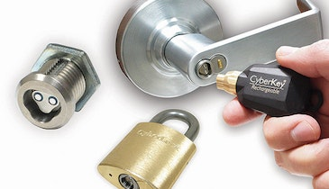 Programmable Lock And Key System Offers Access Control
