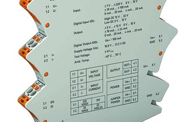 WAGO signal conditioners