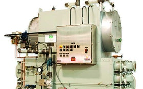 Biosolids Heaters/Dryers/Thickeners - Combination boiler/heat exchanger