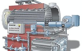 Sludge Heaters/Dryers/Thickeners - Walker Process Equipment combination boiler/heat exchanger