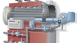 Boiler - Walker Process Equipment, A Div. of McNish Corp., Scotch Marine boiler