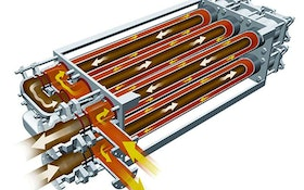 Heat Exchangers/ Recovery Systems - Tube-in-tube heat exchanger