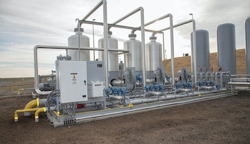 A Zero-Stream-Discharge Treatment Plant Now Produces Pipeline-Quality Methane From Its Biosolids