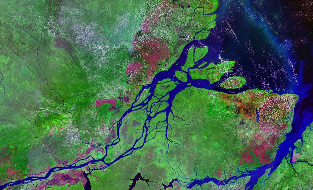 Research Finds Discrepancies Between Satellite and Global Models of Land Water Storage