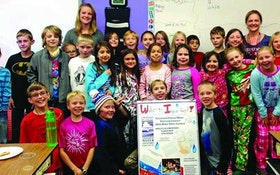 Fourth-Graders Compete in Water Ethics Contest