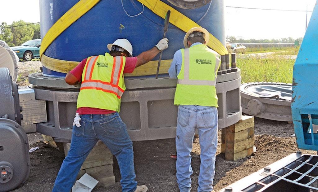Survey Surfaces Sealing Concerns