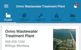 Ovivo Offers a New and Simpler Platform for Bringing Digital Management to the Water and Wastewater Field