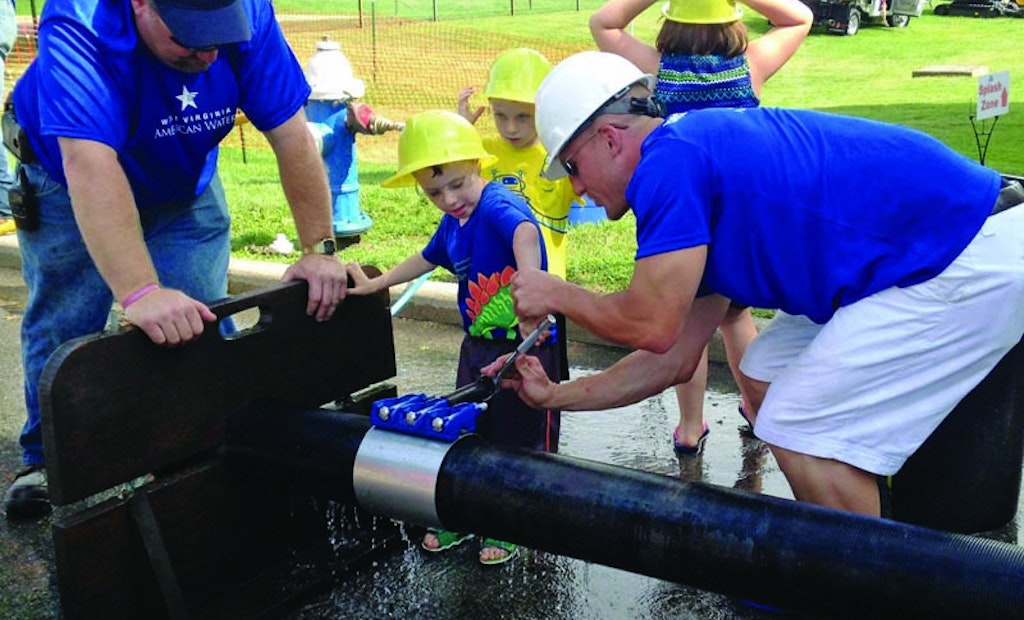A WaterFest Helps West Virginia American Water Heal Wounds After A Contamination Incident