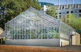 A Nontraditional Aesthetic Highlights a University's New Water Reclamation Facility