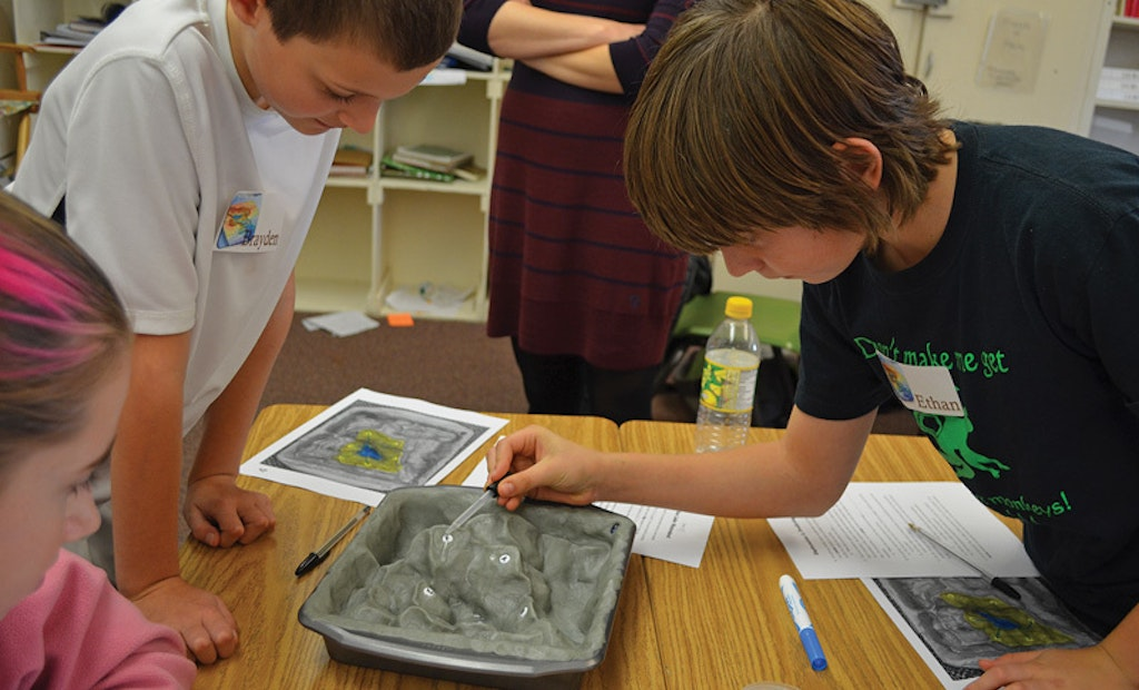WaterWays Program Teaches Youth to Preserve Water Resources