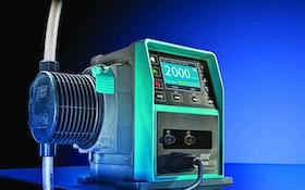 Watson-Marlow Qdos 120 peristaltic metering pump