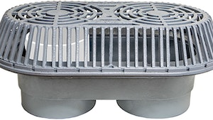 Watts Water Technologies Big Daddy dual roof drains