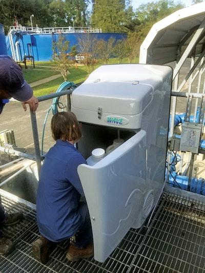 Emerald Coast Mfg. Technology Makes Water Sampling a Breeze