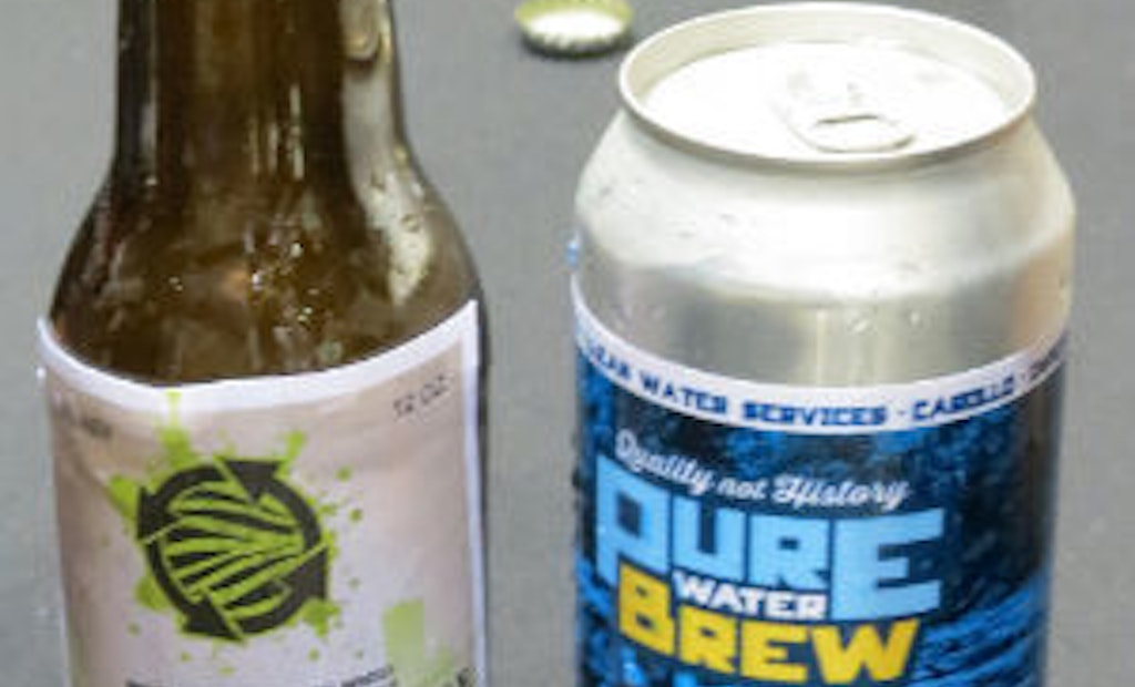 It's a Beer Battle! Sewage Brewage Smack Down Comes to WEFTEC