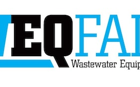 First Exhibitors Sign Up for Wastewater Equipment Fair