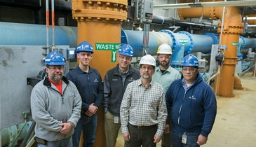 Teamwork and Automation Driver Award-Winning Performance in a Pennsylvania Water Plant