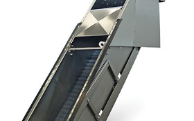 Screening Systems - Self-cleaning fine screen
