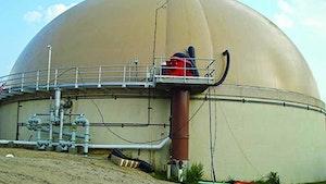 Biogas - WesTech Engineering DuoSphere