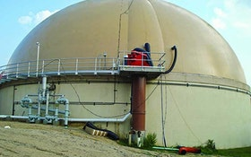 Biogas - WesTech Engineering DuoSphere