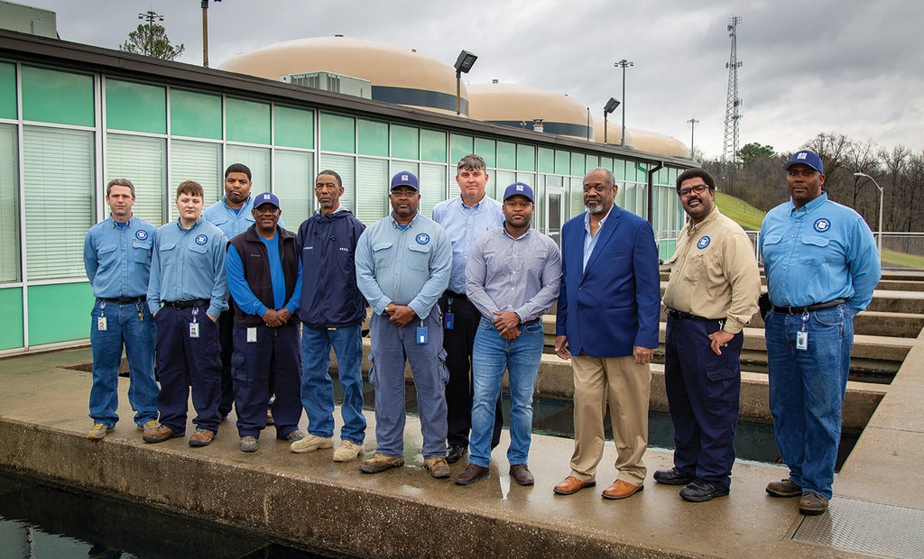 Water and Wastewater:  No Industry Is More Essential