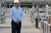 On the Basketball Court or in the Treatment Plant, Damon Forney Has Always Believed in Team Play