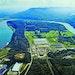 Landscaping Complements Plant's Civil War Surroundings