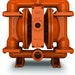 Wilden air-operated, double-diaphragm pumps