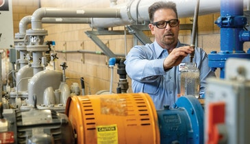 This Operator Learned Passion for Water at an Early Age. Now It's His Profession.