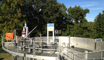 Nitrogen Removal Treatment System Reduces Costs, Optimizes Footprint