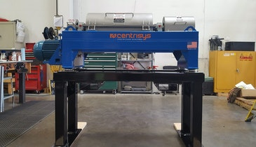 New at WEFTEC: Centrisys Offers Compact Centrifuge and New Secondary Clarifier Tech