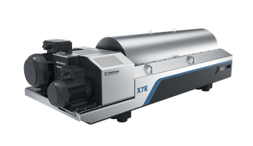 New at WEFTEC: Flottweg Launches New Design in Decantering Centrifuges