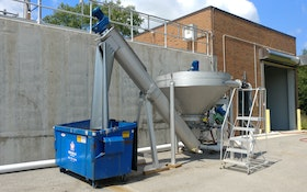 New at WEFTEC: Hydro International Presents Fluidized-Bed Grit Washing System