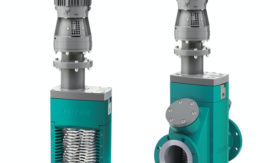 WEFTEC Report: NETZSCH Announces N.Mac Twin-Shaft Grinder