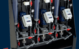 WEFTEC Report: SEEPEX Launches BRAVO Chemical Metering System