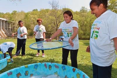 Washington Suburban Sanitary Commission Festival Promotes the Water Professions