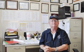 Wastewater retiree pursues higher education