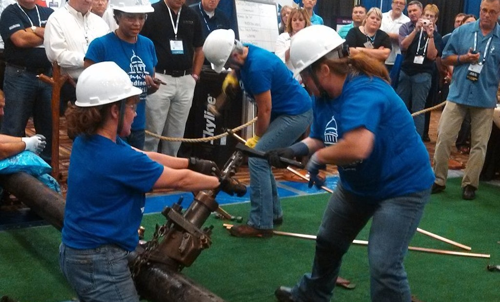 Wisconsin Water Utility Taps the History Line