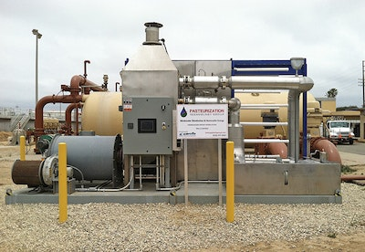 Sustainable Treatment System Eliminates Need for Chemicals
