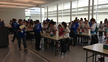 Water Technology Company Participates in 2013 Bay State Children's Water Festival
