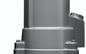 Xylem Flygt 3069 wastewater treatment pump