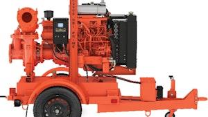 Godwin Pumps, a Xylem brand, NC150S Dri-Prime pump