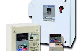 Yaskawa Micro intelligent pump drive